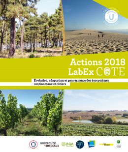 Actions COTE 2018
