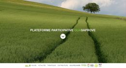 Plateforme participative Quasaprove